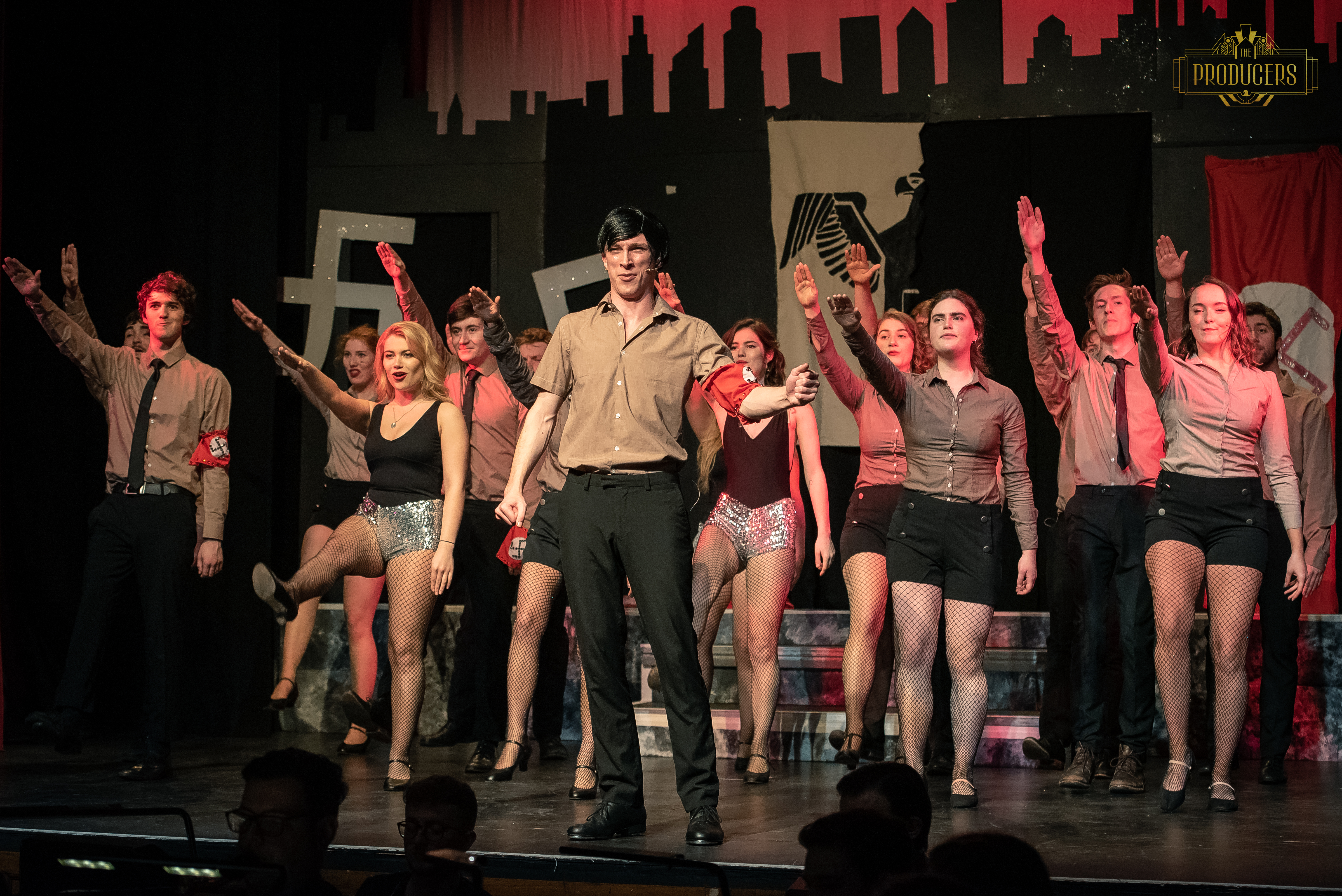 The Producers – Mumble Musicals